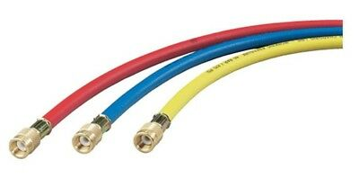 Refco CHARGING LINE Set Of 3Pcs, Blue, Red & Yellow- 900mm Or 1800mm