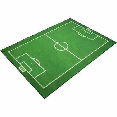 Van der Meulen Play Mat Football Pitch 95x133cm Children Carpet Rug 0309090