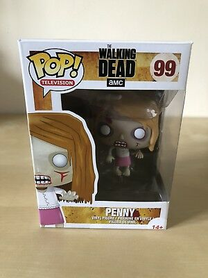 Funko Pop The Walking Dead Penny #99