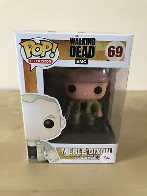 Funko Pop The Walking Dead Merle Dixon #69
