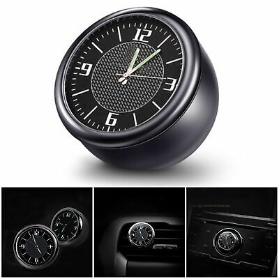 Antique Vintage Car Electric Analog Quartz Clock Interior Ornaments For Lincoln