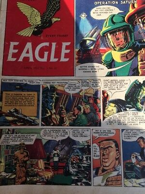 52 x EAGLE  COMPLETE all Magazines From 1952 - 1953. Vol 3.  No 1-52. Original !