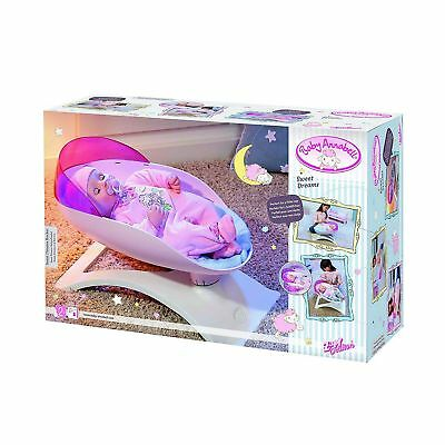 Zapf Creation 700969 -  Baby Annabell - Sweet Dreams Babyschaukel