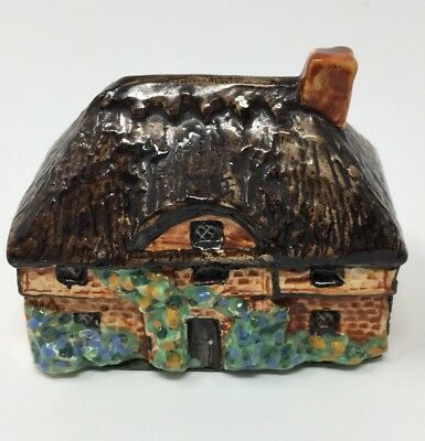 Tey Pottery Countryside Collection Britain In Miniature No 30 New Forest Cottage