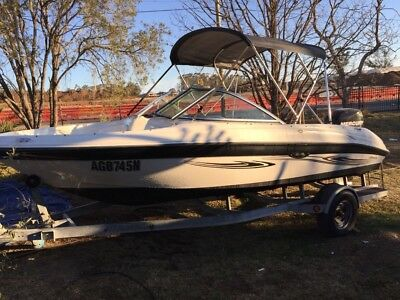 2010 searay sea ray 185 sports bowrider 50 anniversary powered with 115hp
