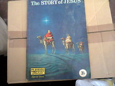 classic illustrated the story of jesus