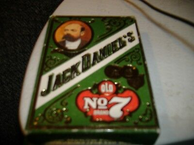 NEW- VINTAGE- JACK DANIEL'S OLD NO. 7 BRAND PLAYING CARDS Bourbon Whiskey