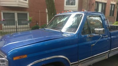 1983 Ford F-100  Ford F100
