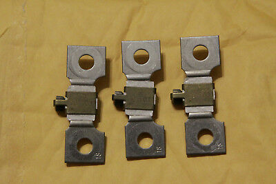 Lot Of 3 Square D Cc103 Thermal Overloads