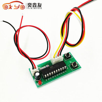 5PCS/LOT DC4V-6V Micro stepping motor drive board 2 phase 4 wire stepper motor
