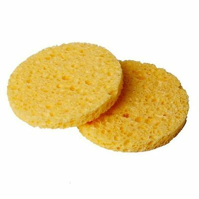 Avril Natural  Makeup Remover Sponges x 2