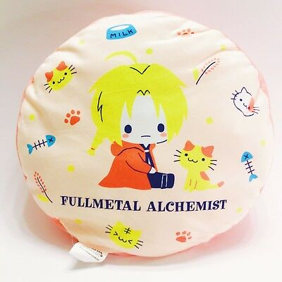 Fullmetal Alchemist Sanrio Pillow Cushion Plush Pink Japan Kawaii
