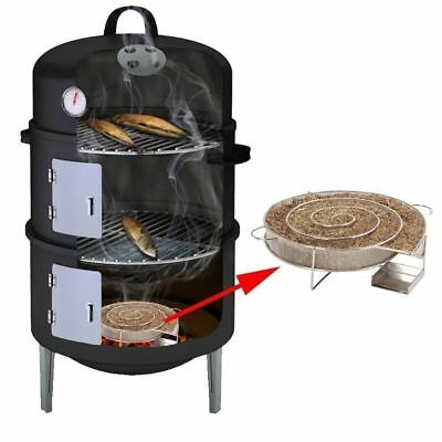 BBQ Smoker Generator Grill Cooking Tools Flavor Wood Chips Bacon Cold Smoking