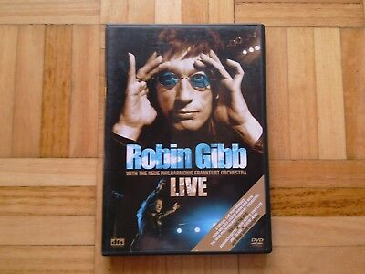Robin Gibb DVD LIVE with the Neue Philharmonie Frankfurt Orchestra