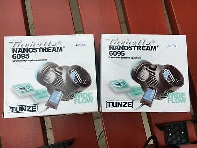 Tunze Nanostream 6095 powerheads, reef, marine, fish tank