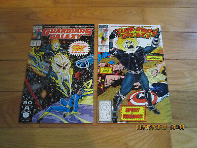 Guardians Of The Galaxy 13,14 Ist Cosmic Ghost Rider Nm