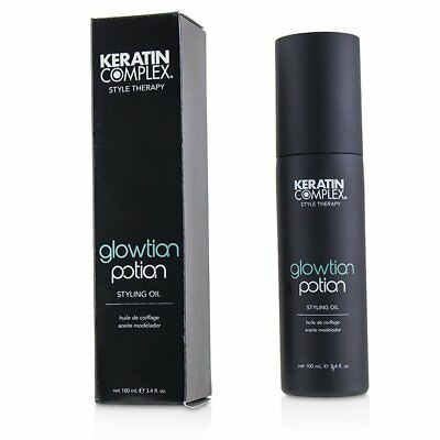 Keratin Complex Style Therapy Glowtion Potion Styling Oil (For Healthy, 100ml