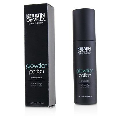 Keratin Complex Style Therapy Glowtion Potion Styling Oil (For 100ml/3.4oz