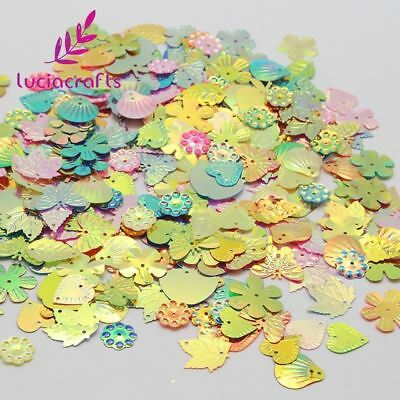 crafts loose sequins sewing Craft Diy Accessories 20g/lot