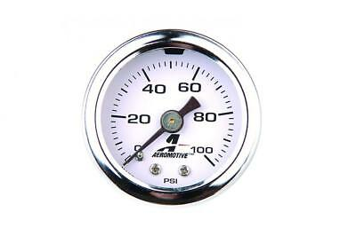 Aeromotive 15633 0-100 psi Fuel Pressure Gauge