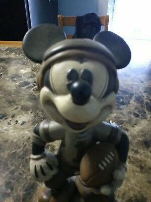 Mickey Mouse Vintage Football Bobble Head from Walt Disney World!