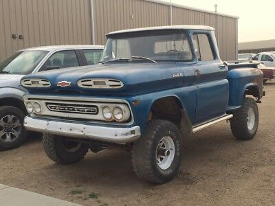 1961 Chevrolet Other Pickups Apache This is a 1961 Chevy Apache 4x4. Selling for parts or whole sale.