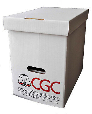 E.Gerber Authorized CGC Comic Book Box