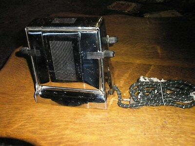 (Rare) Vintage Modern Home Single Automatic Toaster: (E1608-5) (Excellent)