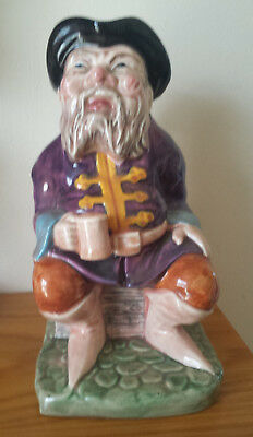 Toby Jug Tale Teller (c1950s) by Melba Ware (Perfect condition)
