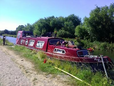 42ft cruiser stern narrowboat