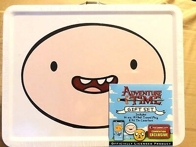 SDCC 2013 Adventure Time Gift Set Lunch Box