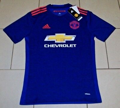 *** Manchester United Football Shirt - Adidas - Adult Small - BNWT ***