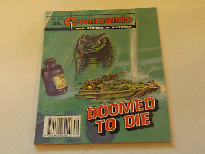 Commando War Comic Number 2417,1990 Issue,v Good For Age,27 Years Old,very Rare.