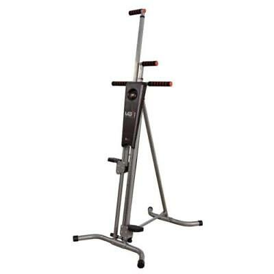 Maxi Climber Vertical Climbing Cardio Fitness Exercise Machine Toned Lean Muscle