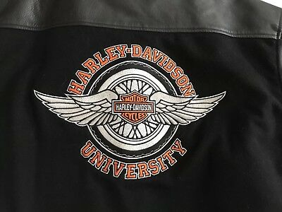 Harley 100th anniversary Leather jacket