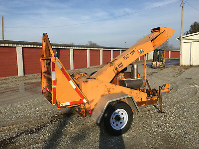 "2008 Altec Environmental Products WC126 Woodchipper 12"" Drum Forestry Chipper"