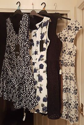 Size 16 Ladies Dress Bundle including 2 Yumi drsses. Please read description