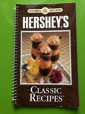 Hershey's Classic Recipes (2005, Spiral)