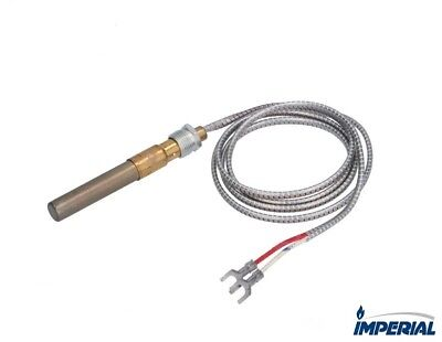 IMPERIAL ELITE Gas Fryer Thermopile Thermocouple 2-Wire