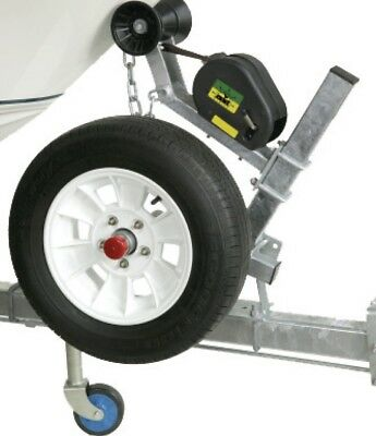 Trailer Rescue Kit Holden Spare Wheel Hub Disk Holder