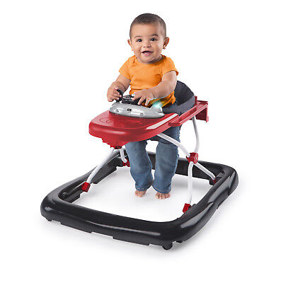 Bright Starts 3 Ways To Play Ford F150 Baby Walker Adjustable Toddler Seat