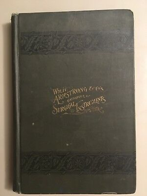Armstrong & Co. Catalogue of Surgical Instruments