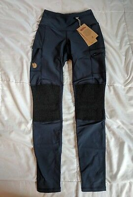 Fjallraven Abisko Trekking Tights Women's Size XS with tags