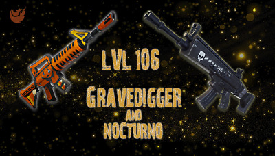 [COMBO DEAL] Fortnite: STW - LVL 106 Nocturno/Gravedigger [GOD ROLL]