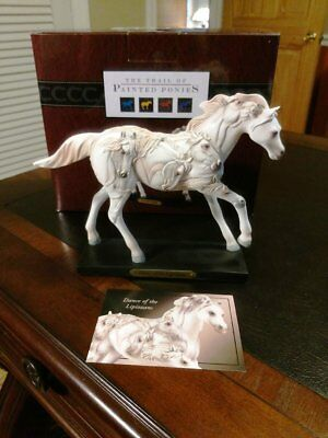 Trail Of Painted Ponies, DANCE OF THE LIPIZZANS 1E0160, NEW Resin Figurine