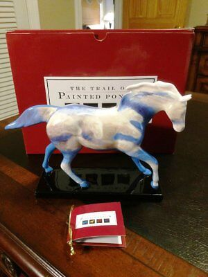 Trail Of Painted Ponies, HEAVENLY PONY 6E1328, NEW Ceramic Figurine