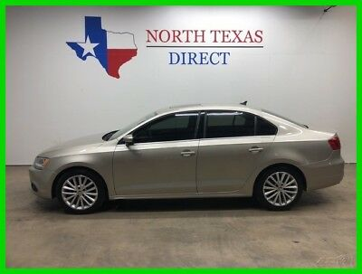 Volkswagen Jetta 2014 TDI Premium GPS Navi Sunroof Leather Diesel 4 2014 2014 TDI Premium GPS Navi Sunroof Leather Diesel 4 Used Turbo 2L I4 16V