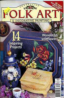 Magazine -   Fine Art & Decorative Painting Vol.8 No.8