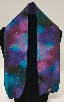 Galaxy Print MD RN EMT LPN Stethoscope Cover Buy 3 GET FREE SHIPPING
