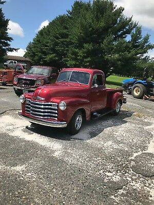 1952 Chevrolet Other Pickups  1952 Chevy truck - Restored  and Ready drive and show